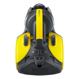 VC4000 Canister VC with Compact & Light, 700 Watt, Yellow Halo