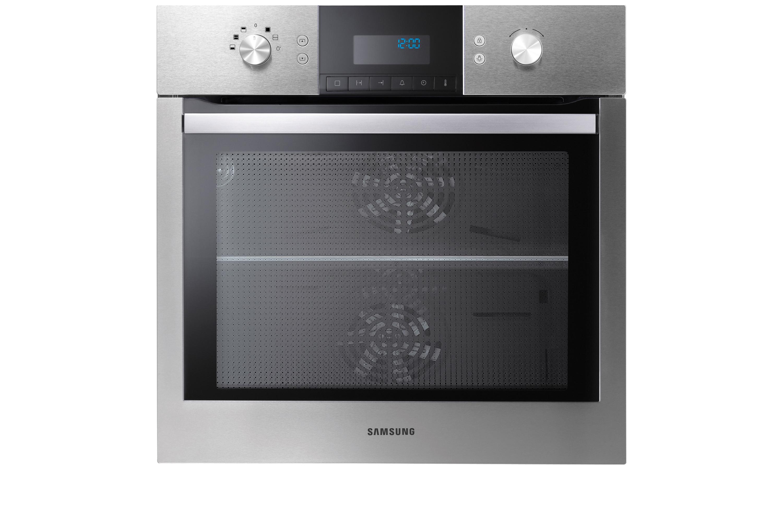 BQ1Q4T090 תנור בישול כפול נירוסטה, 65 ליטר