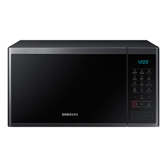 MS23J5133AG Solo Microwave Oven with Ceramic Enamel Cavity 23L