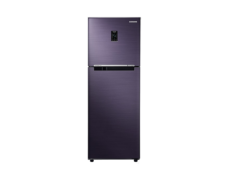 253 L Double Door Double Star Convertible Refrigerator (RT28N3722UT/HL, Pebble Blue)