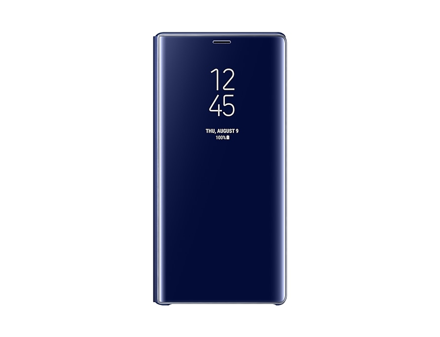 pretty nice 0d04f 9c1e6 Galaxy Note9 Clear View Standing Cover