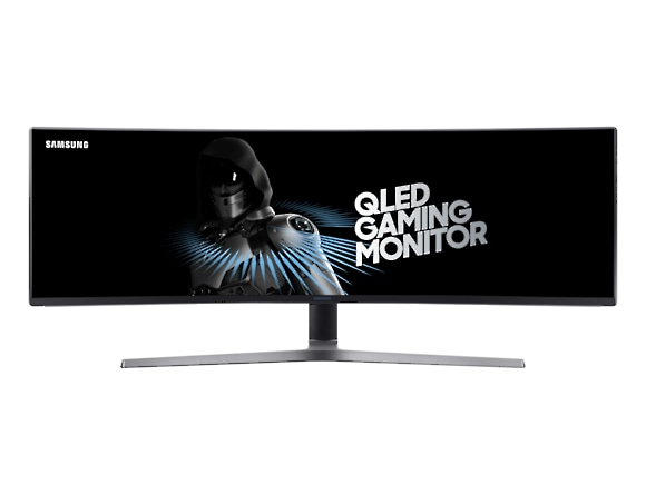 Latest 48.9 inch Curved Gaming Monitor by Samsung