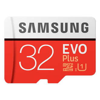 EVO Plus microSD Card 95 MB/s (SD Adapter)<br />