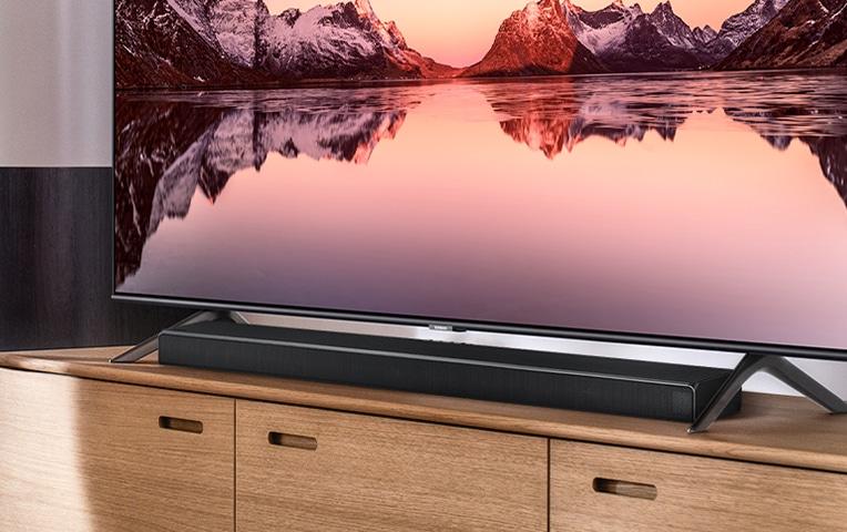 The 2020 Samsung Q60T Soundba