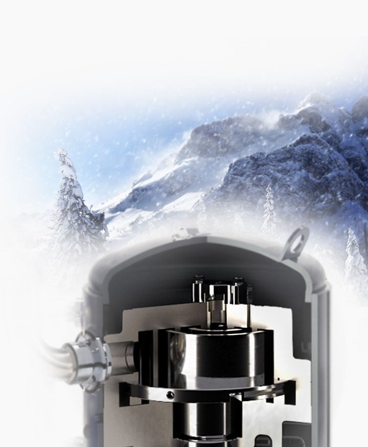 Improved reliability in cold conditions