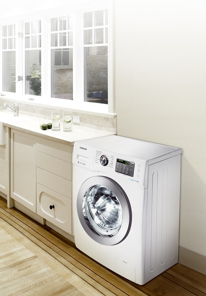 Best fit front loader washing machine in India