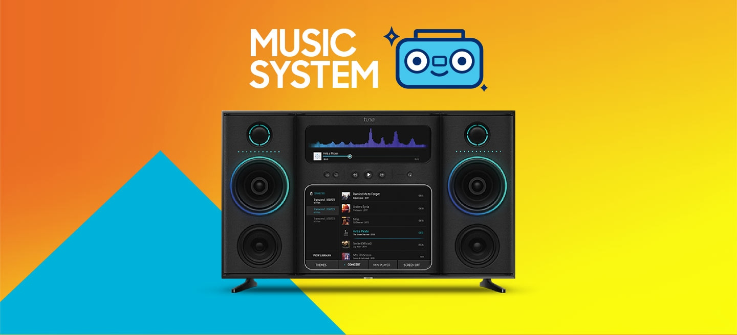 Music System