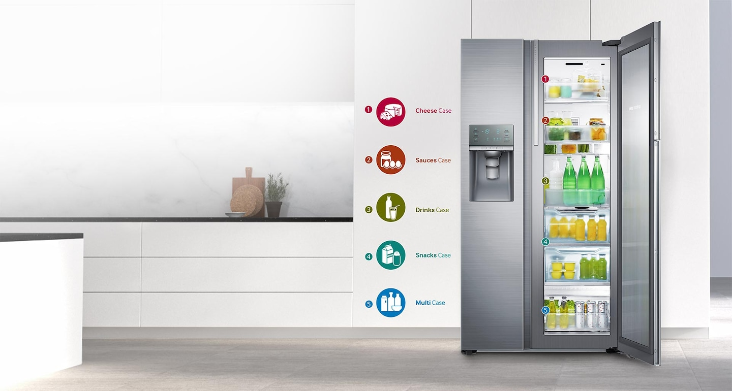 Best Refrigerator for big families