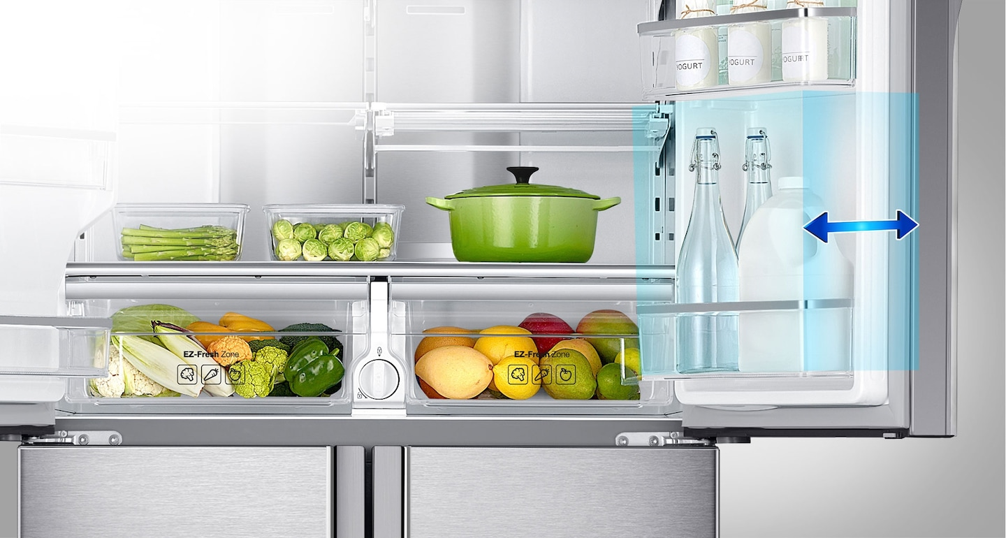 Perfect Refrigerator with huge space