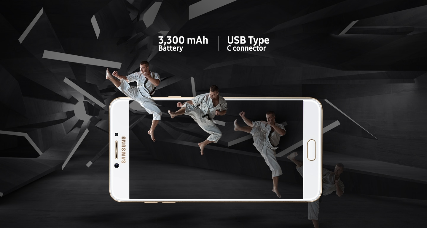 Samsung Mobile with 3,300 mAh Battery