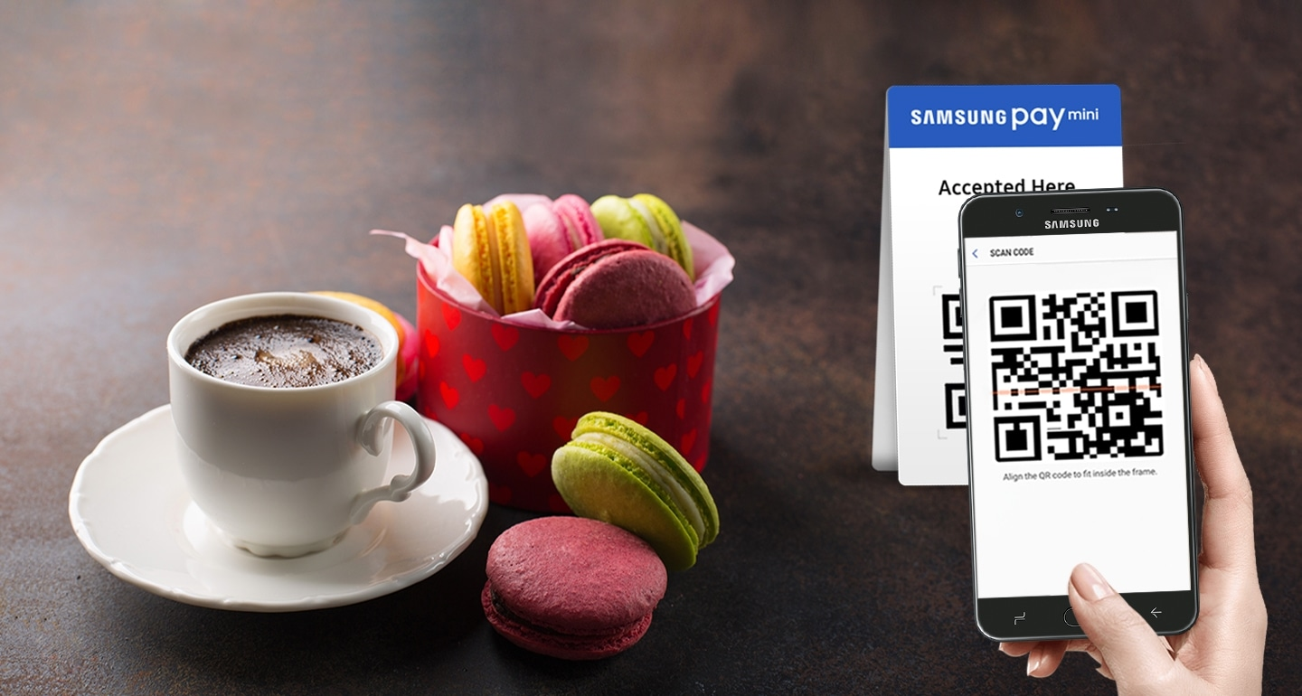 Samsung Pay mini