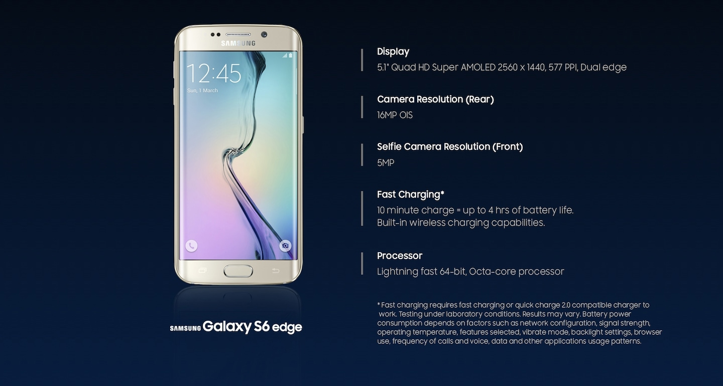 Promo Harga Samsung Galaxy S6 Edge Plus Smartphone Gold 64 Gb Alfalink Non Bluetooth Headset 213 Price Specs And Features India Specifications