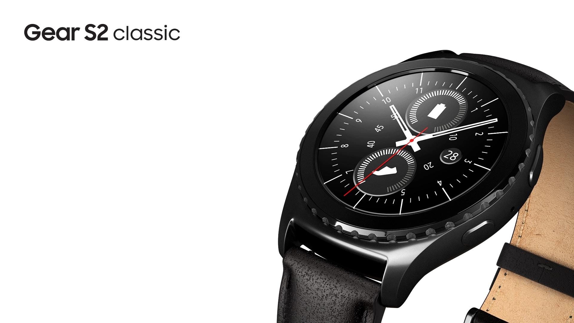Faster, sleeker and ultra-convenient Gear S2 Classic