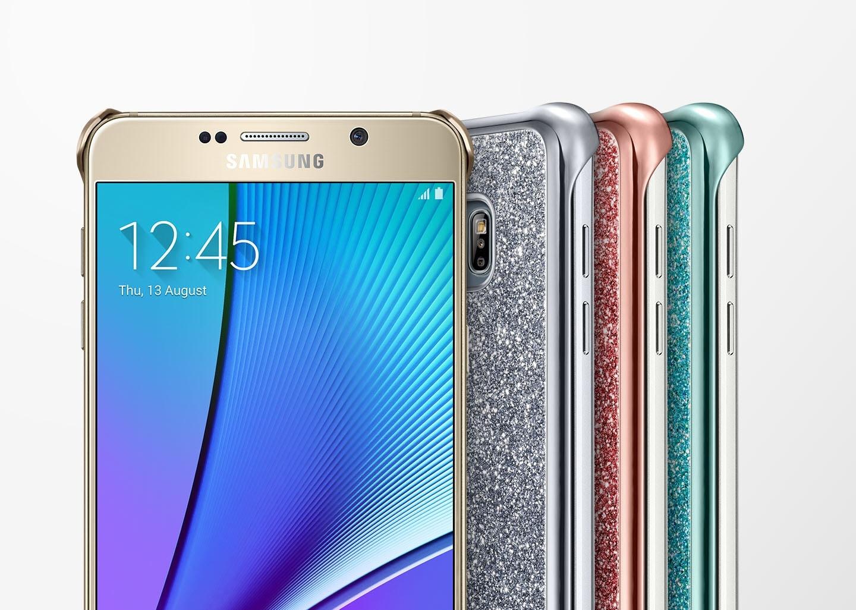 Galaxy Note 5 Glitter Cover | EF-XN920CFEGIN