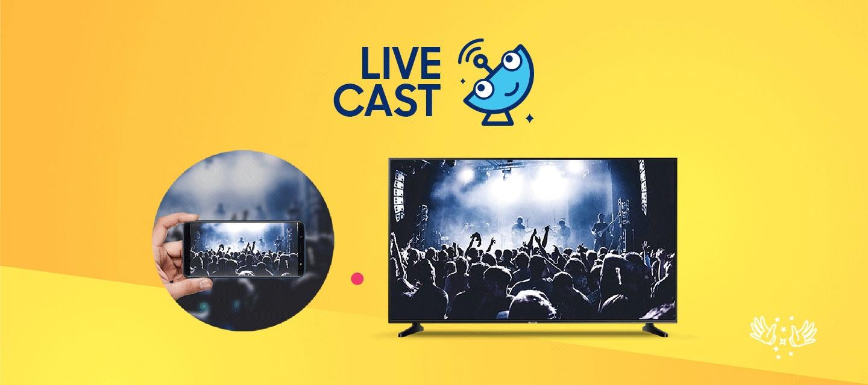 Live Cast