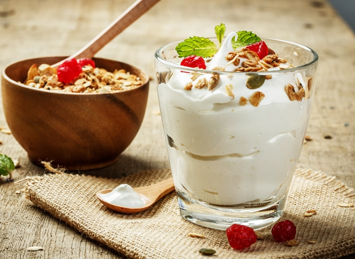 Make  yogurt anytime