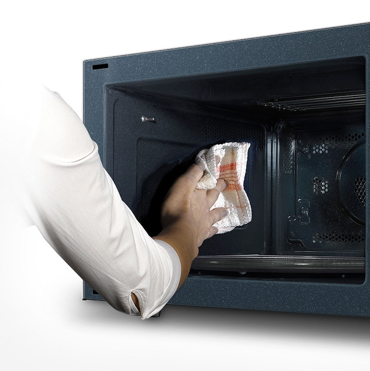 Microwave with Superior Ceramic Interior