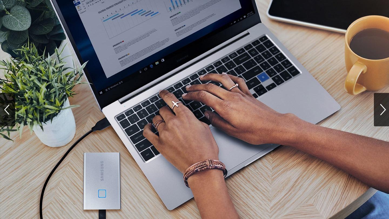 Portable SSD T7 - Mac Compatibitity Feature