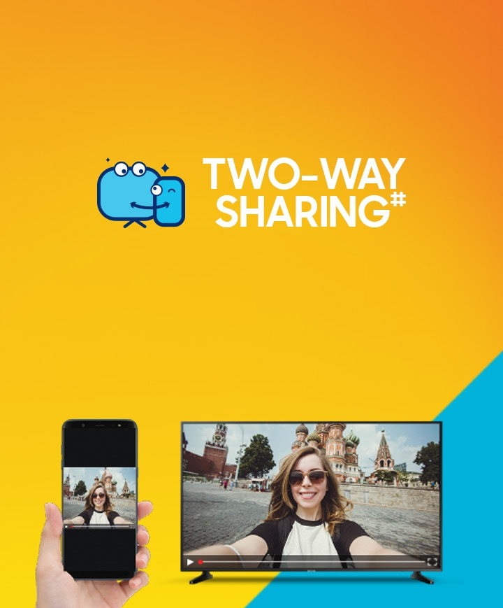 Two-way sharing
