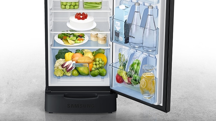 Single Door Fridge with Fresh Max Technology (Twin Fresh Max)