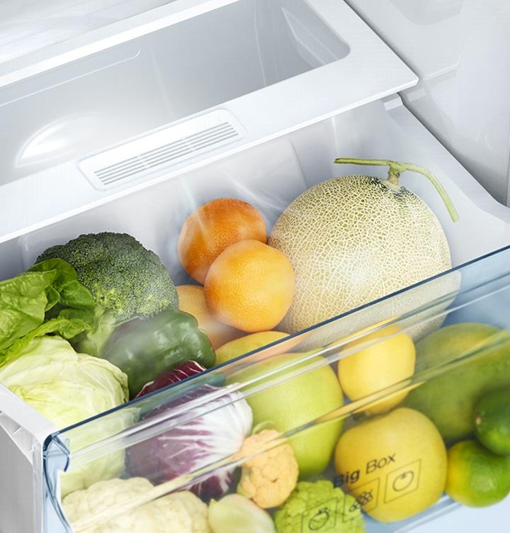 Samsung Convertible Refrigerators - MoistFresh Zone