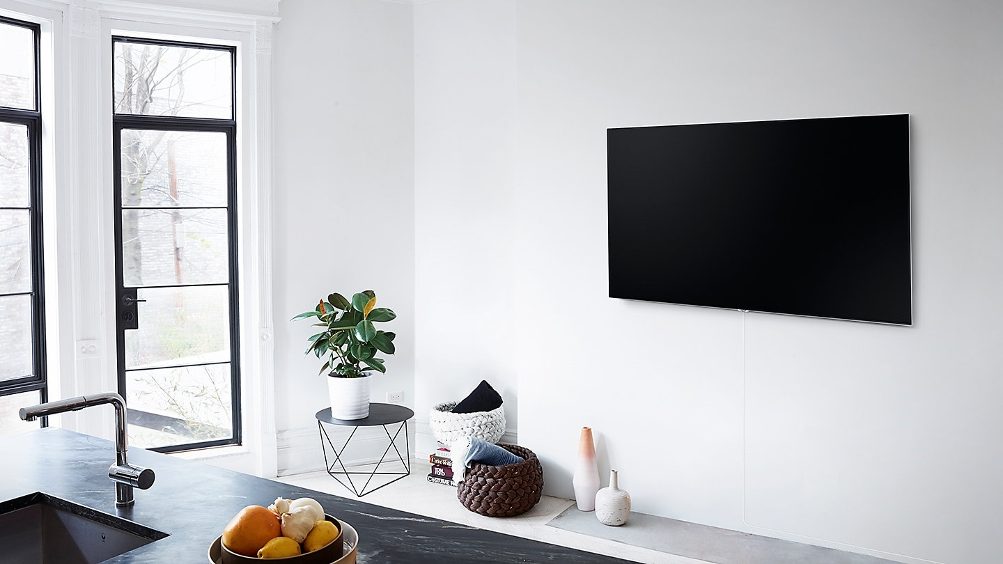 65 inch Qled smart TV with Fabulous design