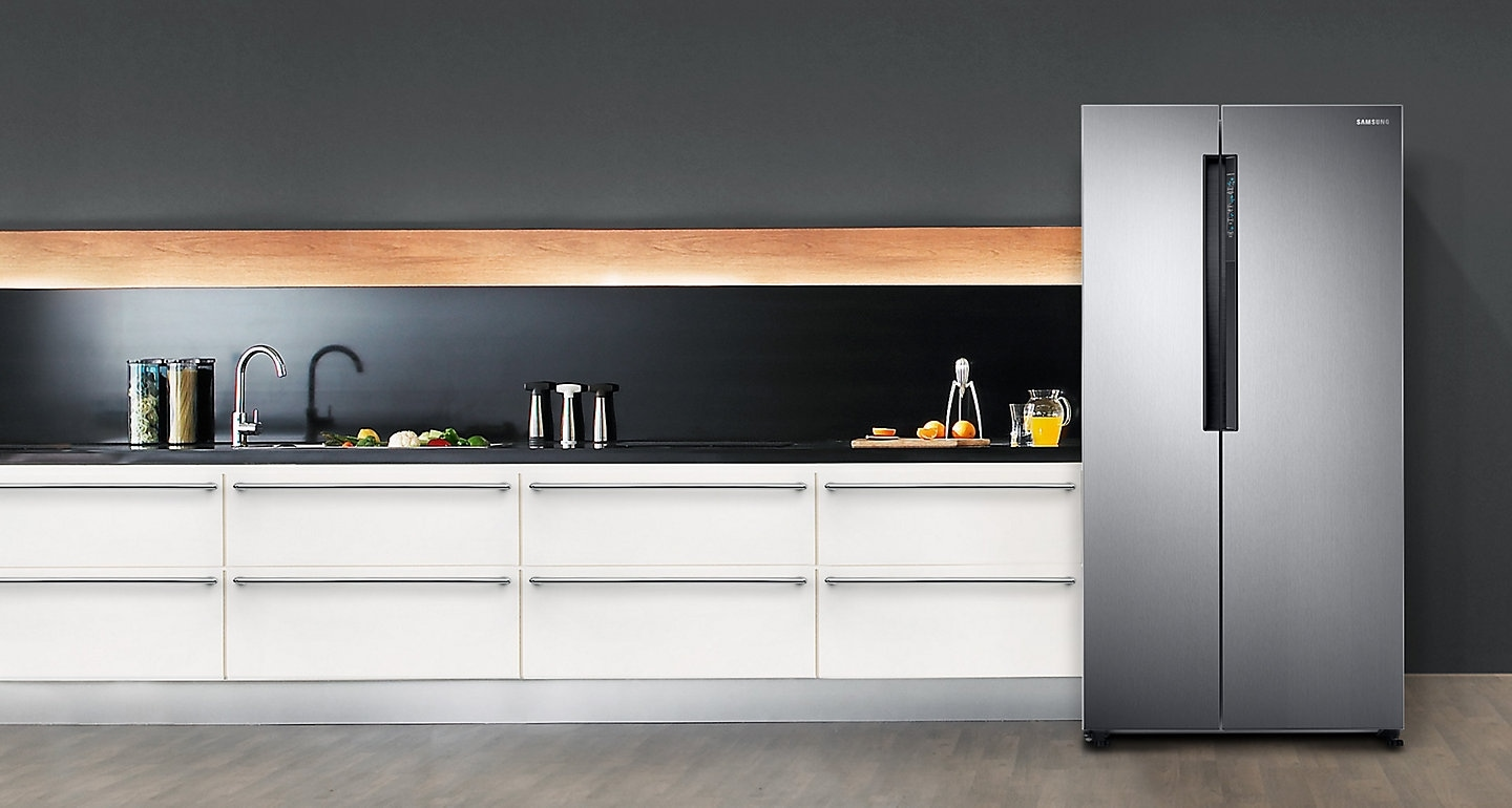 Premium Design of Samsung Side by Side Refrigerators