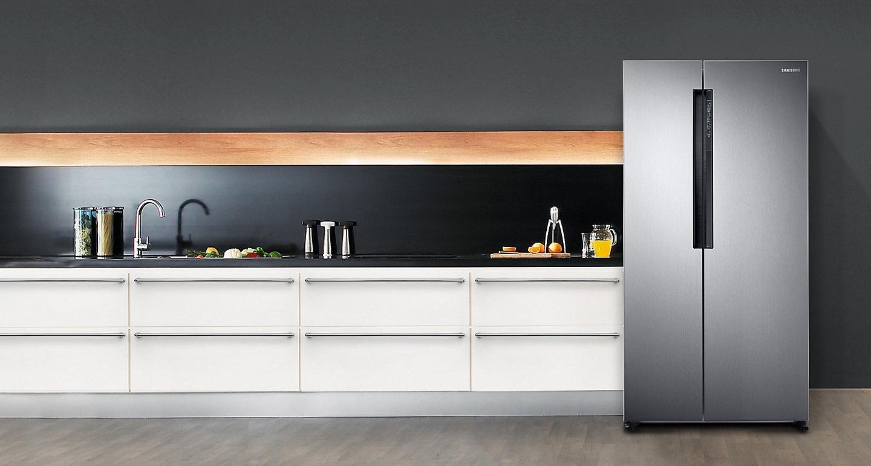 Premium Design of Samsung Side by Side Refrigerators