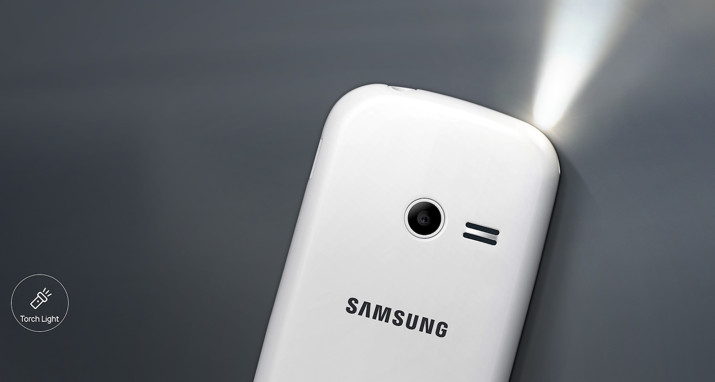 Best Samsung Feature phones with handy torch