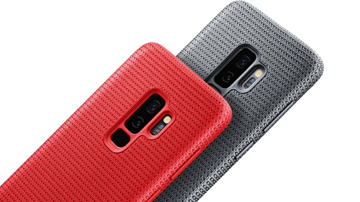Sporty Style new Hyperknit Cover for Galaxy S9+