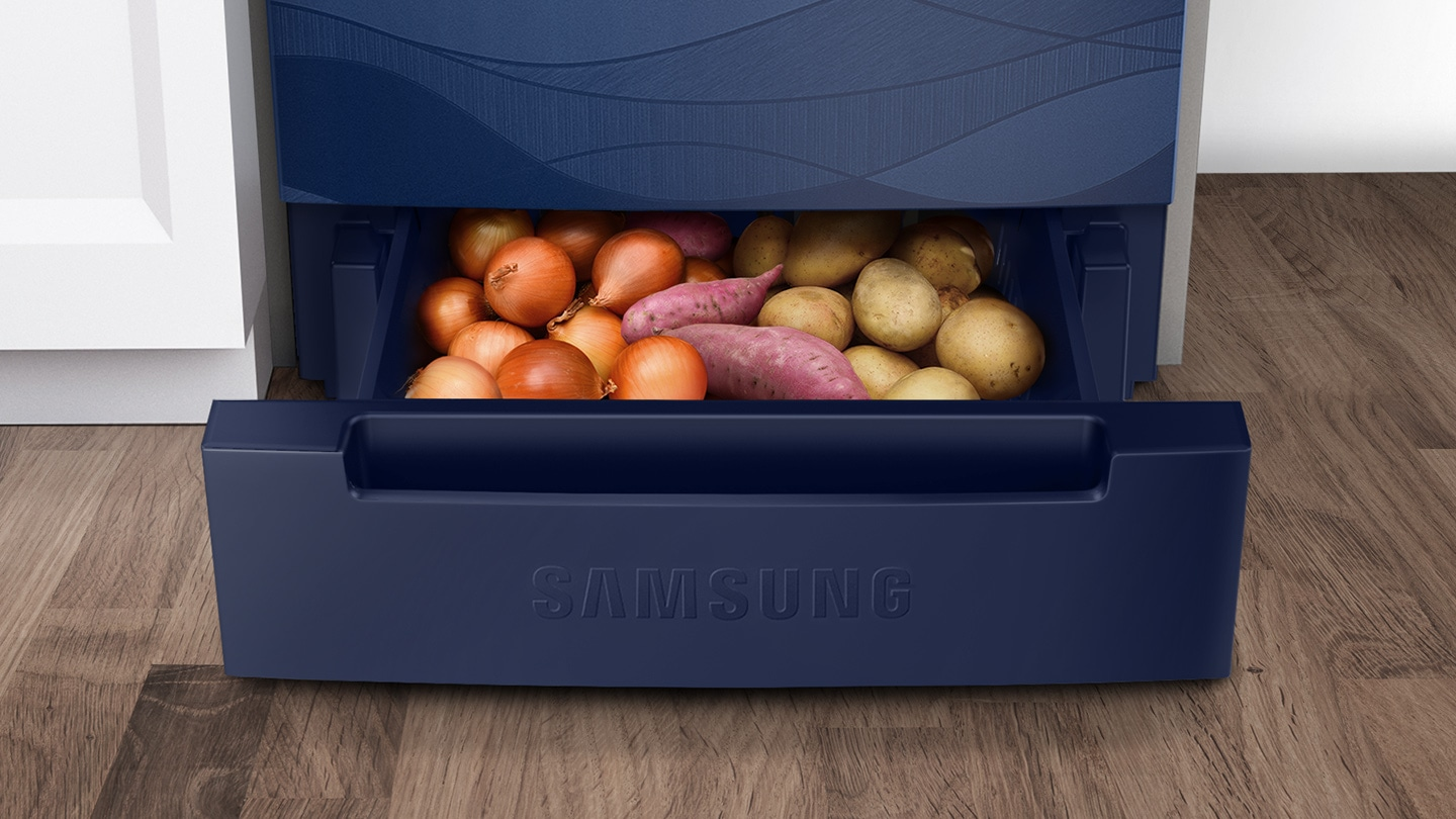 Samsung Base Stand Drawer