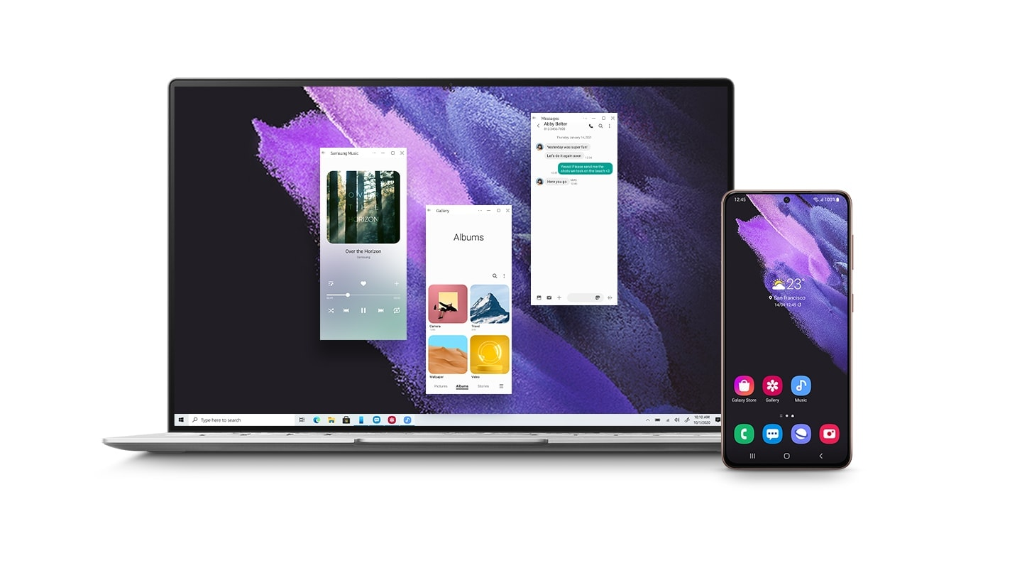 The apps you love, on your PC