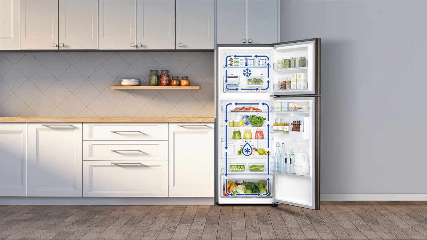 Samsung Top Mount Refrigerator - Twin Cooling Plus™