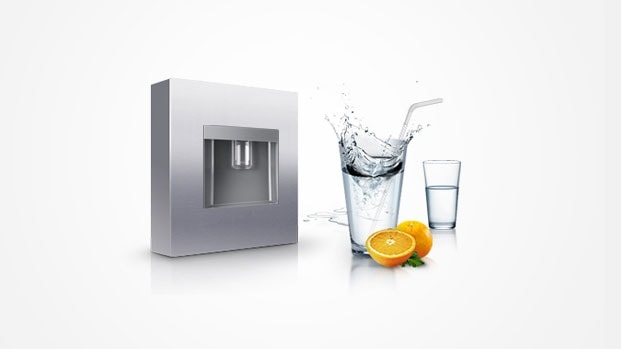 Refrigerators with Water Dispenser