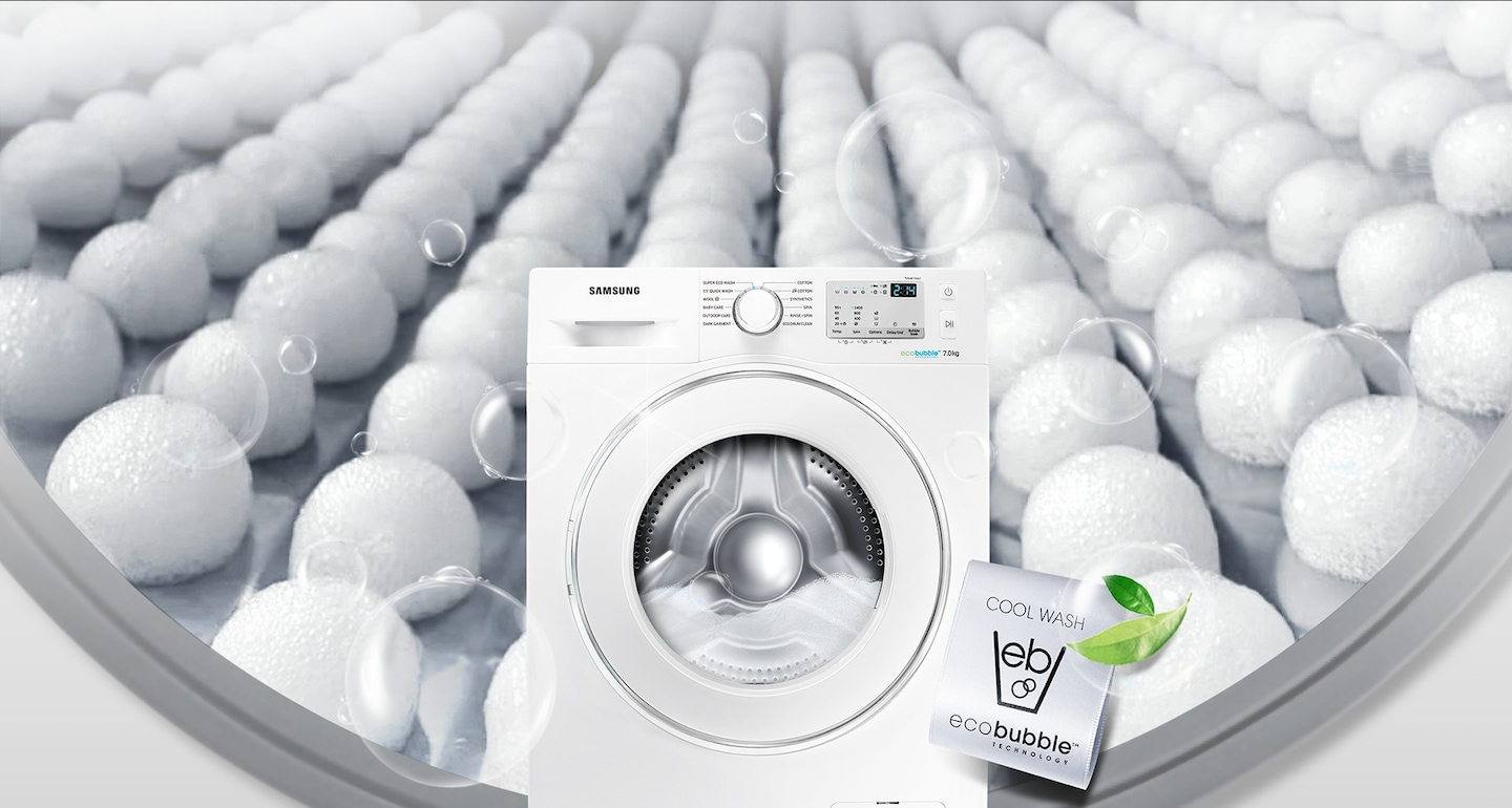 Latest Energy Efficient Washing Machine
