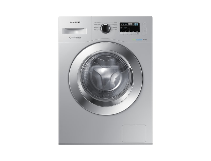 Samsung 6 5 kg fully automatic washing machine ww65m224k0s for Samsung front load washer motor