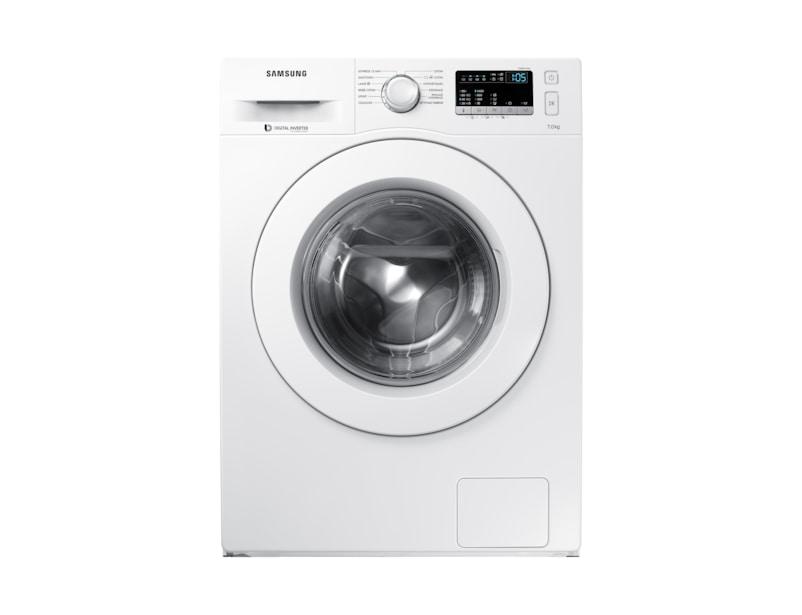 Samsung 7 Kg Front Load Washing Machine Ww70j4263mw Samsung India