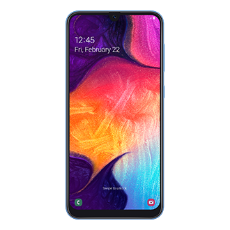 Samsung Galaxy A50 4GB RAM (Blue) - Price, Features, Specs