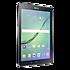 5823e6aed5e Samsung Galaxy Tab S2 - 4G Tablet. Back Black. R Perspective Black. L  Perspective Black