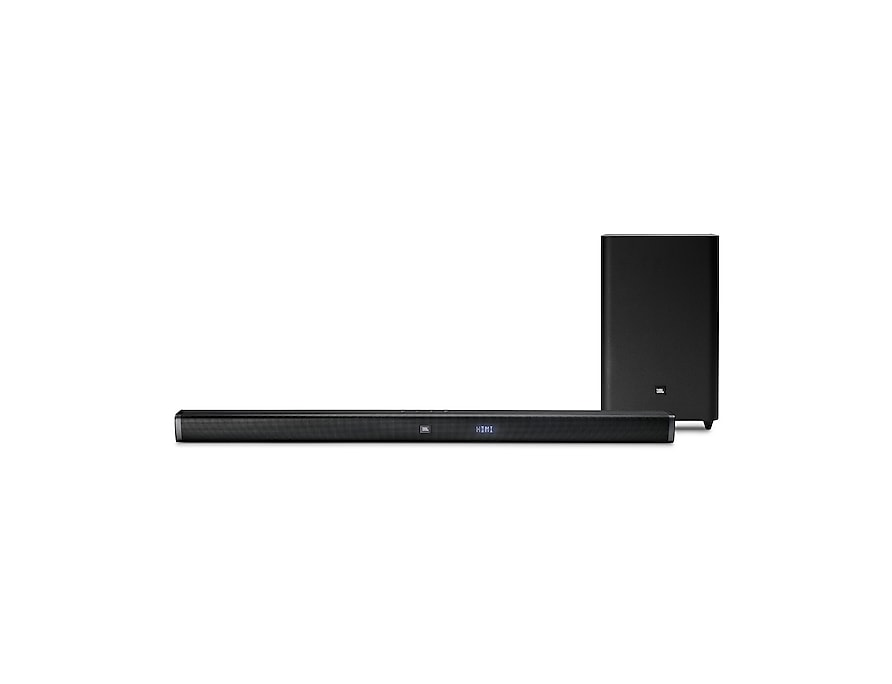 JBL 2.1 Soundbar with Wireless Subwoofer
