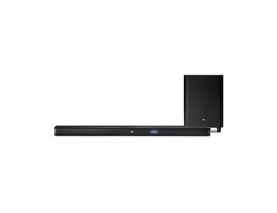 JBL 3.1 Soundbar with Wireless Subwoofer