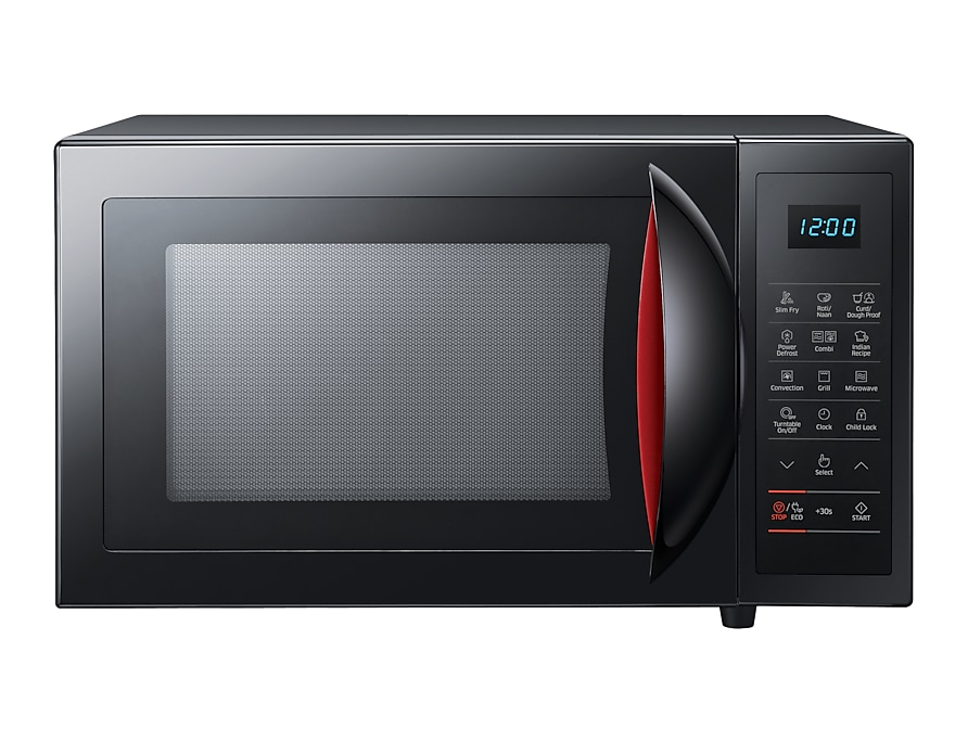 28L Convection Microwave Oven with SlimFry Tech. (CE1041DSB2/TL, Black)