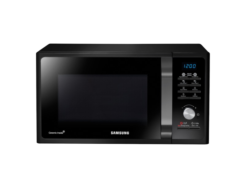 Samsung Solo Microwave Oven 23 L Ms23f301tak Samsung India