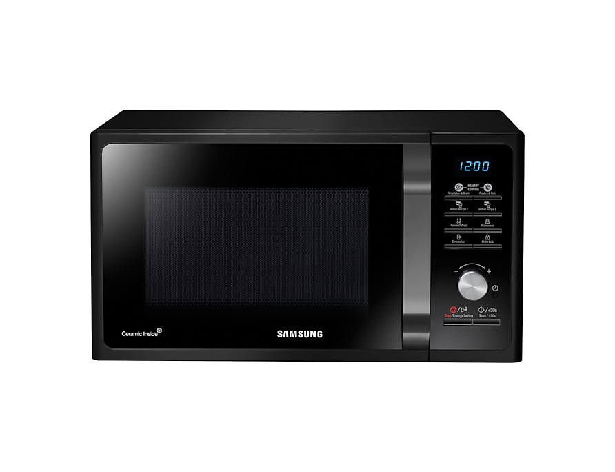 MS23F301TAK Solo MWO with Auto Cook, 23L, Black