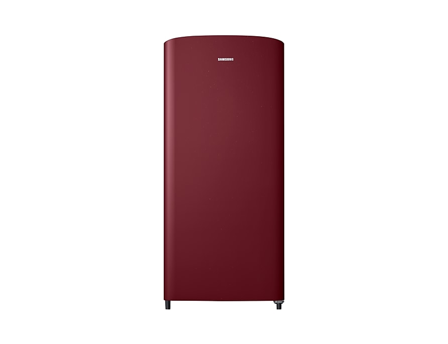 192 L 1 Door with Crown Door Design (RR19R20C1RH/NL, Red)