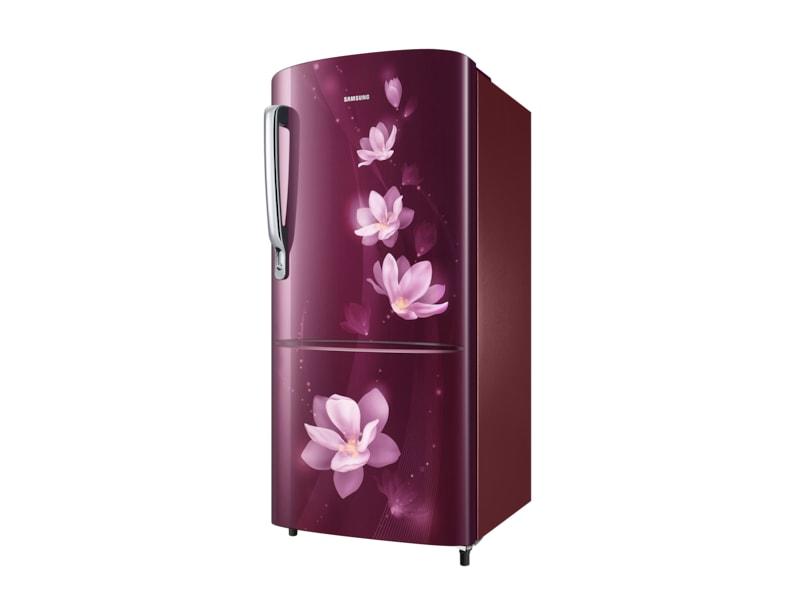 Samsung 192 Litre 1 Door Refrigerator Rr20m272yr7