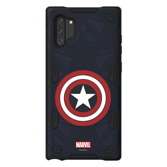 Galaxy Note10+ Smart Cover Captain America Edition (Rugged)<br />