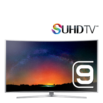 163.9cm (65) SUHD 4K Curved Smart TV JS9000 Series 9