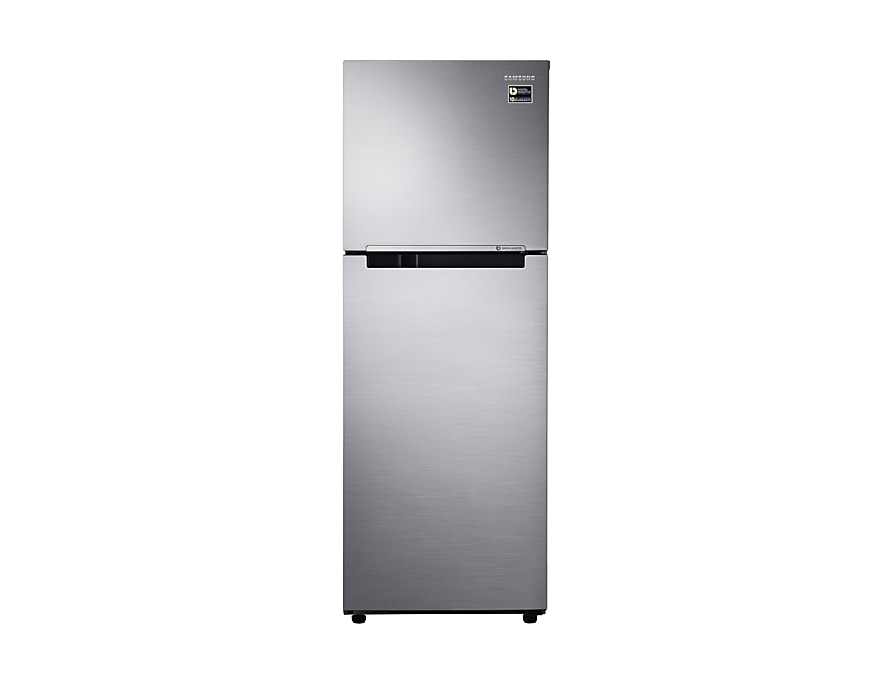 253 L Double door 3 Star Inverter Frost-Free Refrigerator (RT28R3053S9/HL, Refined Inox)