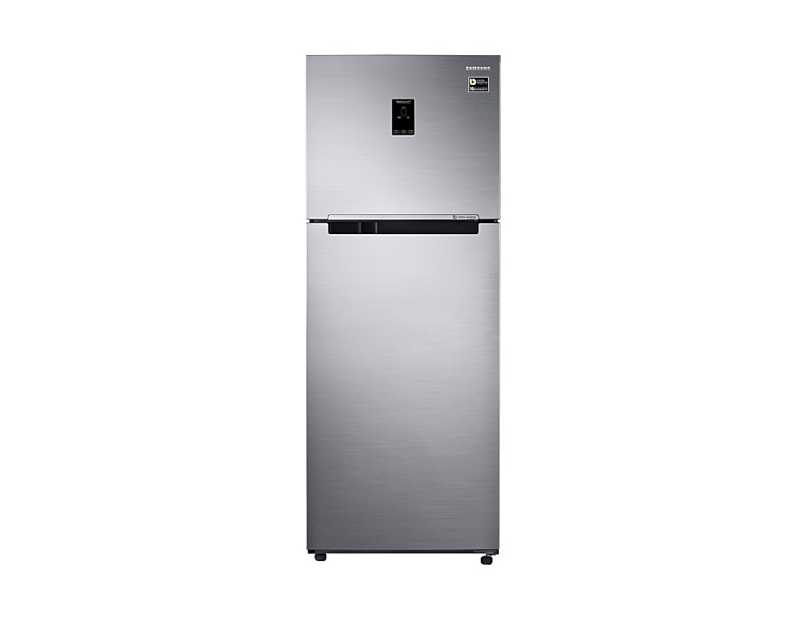 415 L Double Door 4 Star Convertible Refrigerator (RT42M553ES8/TL, Elegant Inox)